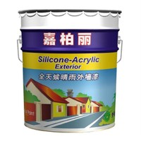 Caboli emulsion paint can spray with algae anti for exterior wall