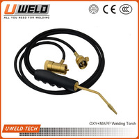 Welding and Brazing Kit MINI WELDING TORCH MAPP GAS Torch
