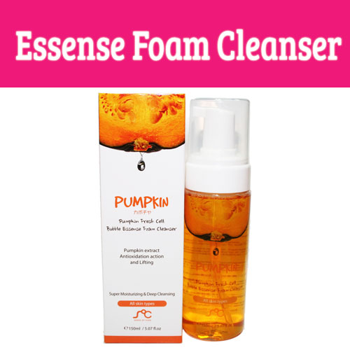 Essense Foam Claenser/facial foam cleanser/bobble cleansing