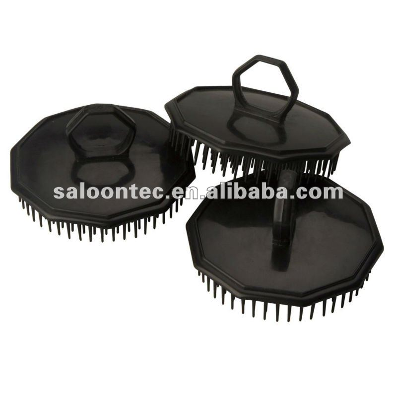 hair scalp massage shampoo brush hair loss treatments high quality black