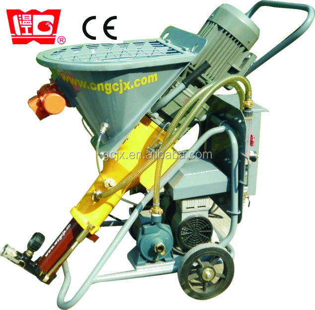 CE approved 500-800m2 per 8hours JP22 automatic plastering machine