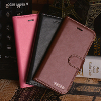 Wallet Flip Cover Leather Case for Samsung Galaxy S4 i9500