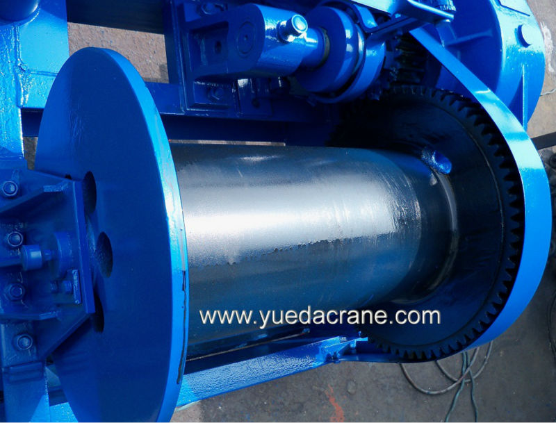 wire rope pulling electric winch electric rolling machines cable pulling machine made in China