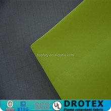 Poly/cotton Fluorescent Fabric Fire Resistant Reflective Fabric for Workwear