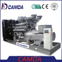Diesel Genset vertical wind elemax generator prices 1500 kva used generator