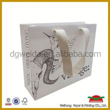 China supplier guangdong fashion show gift bags