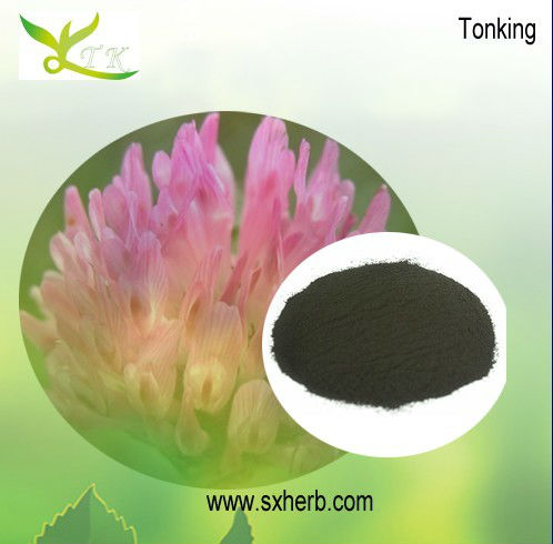 Free Samples immediately delivery Red clover extract isoflavones 8%-40% red clover extract powder