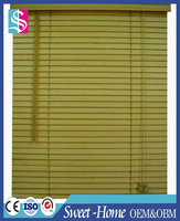 High Quality Matchstick bamboo Slat Roll Up Blinds