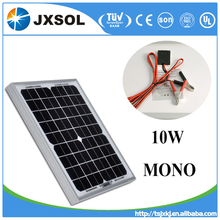 10w mono best price 12v 24v 48v Home solar system photovoltaic panel