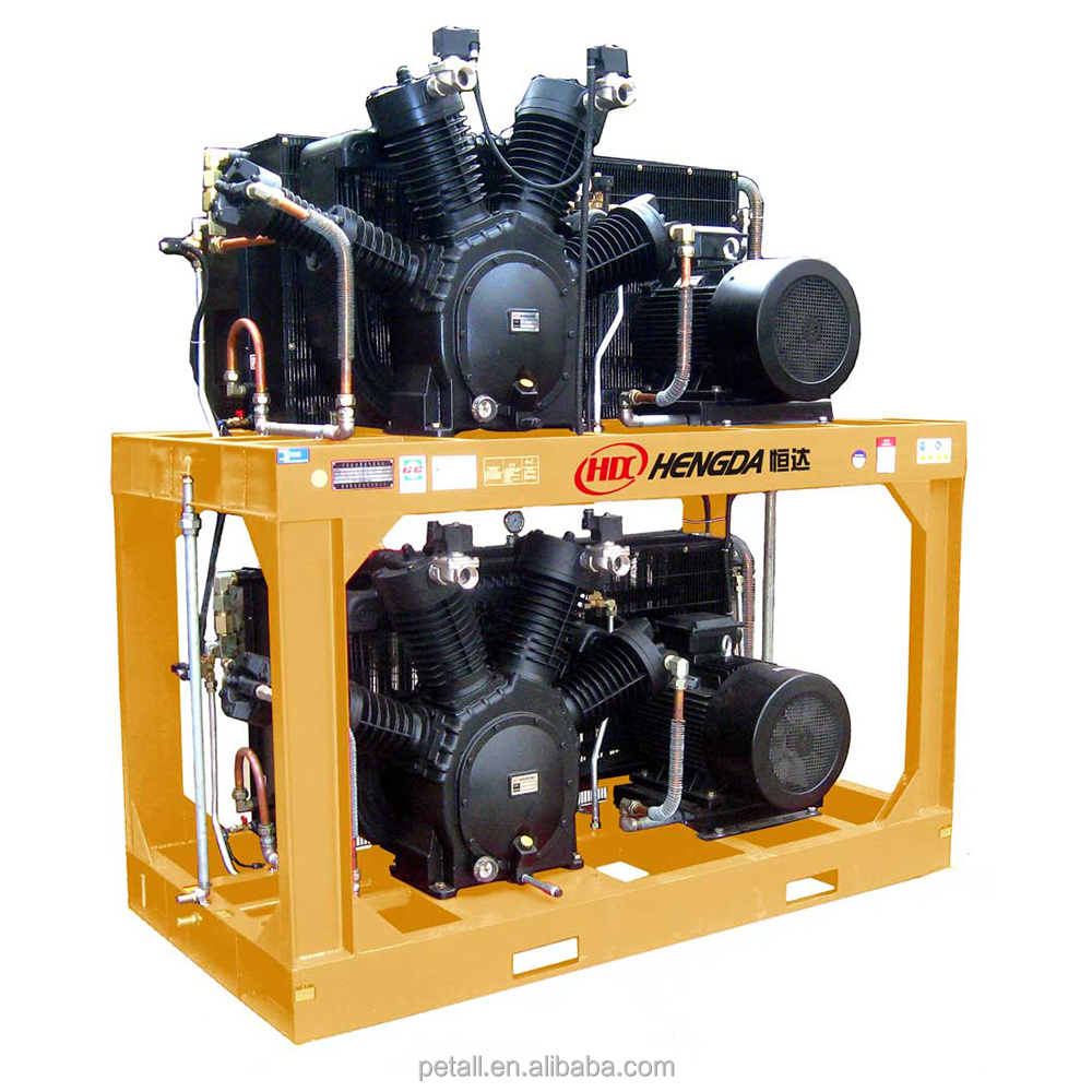 Hot sale 4 stage reciprocating compressor