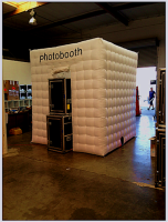 trade show inflatable paint booth for hot sale in 2015