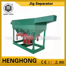 Chinese supplier river sand processing machine in indonesia mineral concentrate jig separator