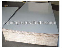 Polyester/PVC/melamine plywood sell in Indonesia,decorative plywood from Linyi Jinhua Decorative Boards Factory