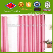 Free sample FH-62681 Thermal darkening hotel use curtains