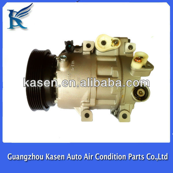 HCC-VS18M 6pk hcc ac compressor for HYUNDAI