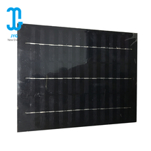 3 Years warranty monocrystalline 156*156 cells 2.5w photovoltaic solar panel manufacturers in china