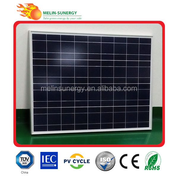 Shenzhen Manufacturer Sale 80 watt Solar Panel