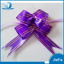 Beautiful Pre-made Wedding Decoration Gift Wrapping Wholesale Ribbon and Bows