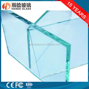 3mm-5mm Clear float glass for building