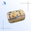 Children cartoon custom color printing wooden pencil box