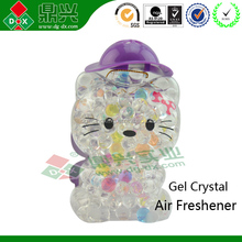 2015 hot sell gel type car air freshener manufactor in China