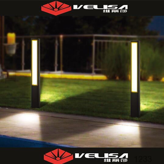 outdoor fancy lighting LED garden light with the changable angle