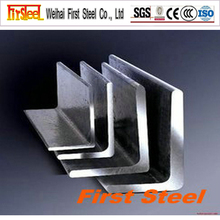 a36 standard size of mild steel angle iron bar