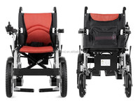 Folding / Foldable Power Electric Wheelchair With Wheelchair Motor