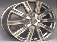 "14"" 15"" and 16"" silver replica wheels for Lx570"