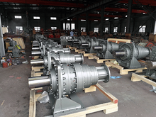 slewing gear drives planetary geared motor gearbox