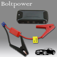 12000mah High Capacity Power Bank Multi-function Portable Jump Start Cable for Stalled Engine/ Cell Phones