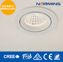 New industrial product 9w cob led ceiling light recessed lighting living room ceiling lighting ideas