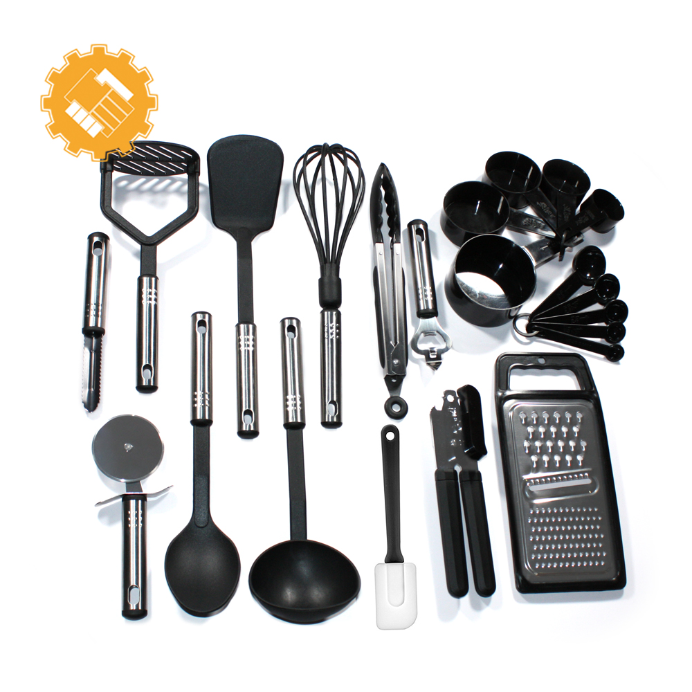 Alibaba China 23 Piece Cooking Utensil Set Kitchen Items A To Z ...