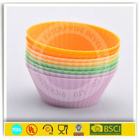 new products 2014 silicone cupcakes