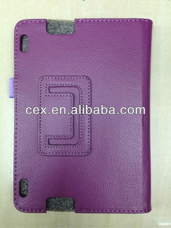 LEATHER PREMIUM SMART CASE COVER FOR NEW AMAZON KINDLE FIRE HDX 7""