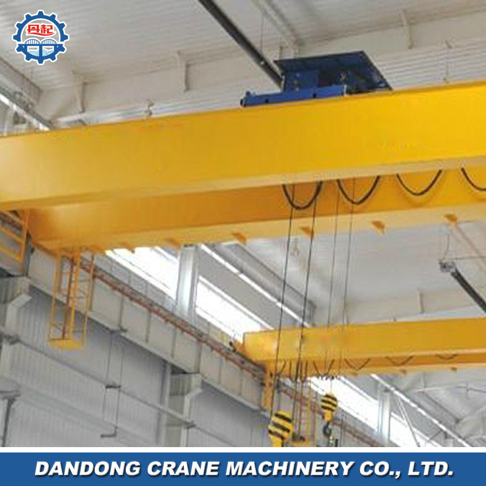 stable performance European-style 10t overhead double beam cheap construction equipment for sale