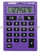 ISO90001 Certified christmas gift desk design calculator