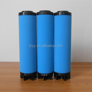 Precision filter DD170 PD170 pipeline filter element