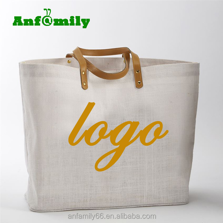 Personalized Monogrammed Bride Gold Sequin Tote Custom Canvas Tote Bag Leather Handle For Weding Day