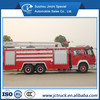 New condition and 6x4 drive wheel 4x2/4x4 ARFF howo fire truck for sale