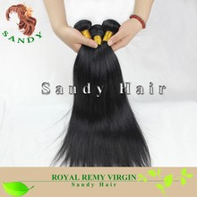 2017 New Arrival Cheap Market Price 8A Silky straight Unprocessed Virgin Brazilian Human Hair Extension