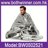 E359 survival outdoor emergency blanket as a safety product for road emergency kit