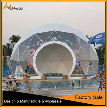 10 diameter dome tent for party event