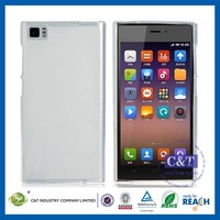C&T New Arrivals Mobile Phone Case TPU protective case for xiaomi mi3