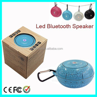 Ceramic design / Best selling 2015 outdoor speaker box with lighting