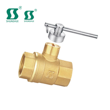 manual power ball valve on off 100% on-time shipment protection isolating lock