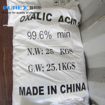 Oxalic acid 99.6% for dyeing