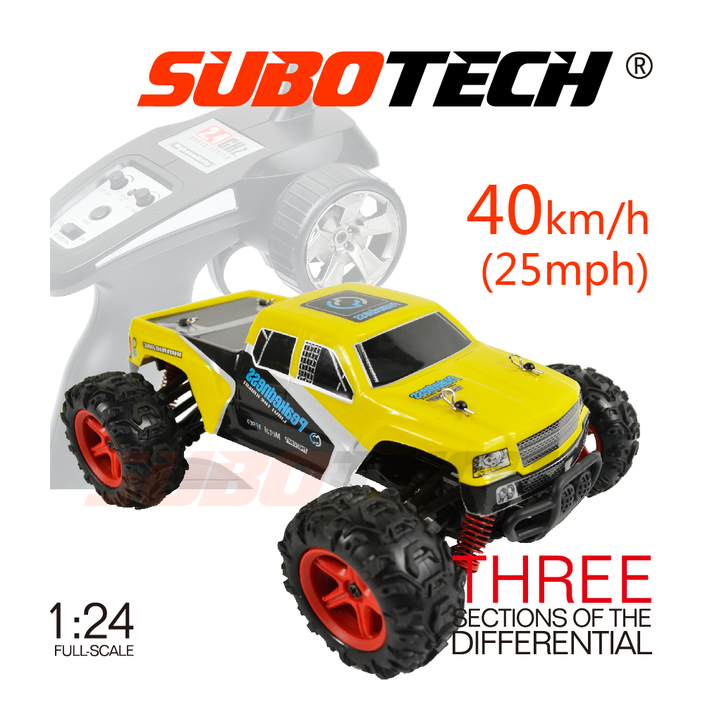 Subotech Speed Car In Radio Control Toys With Rc Rally Car