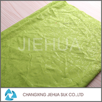 Innovative products anti pilling polar fleece embossed polyester cotton fabric