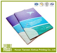 Custom printing color china book hardcover book board printing